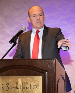 Photo of Keynote Speaker John Tinker